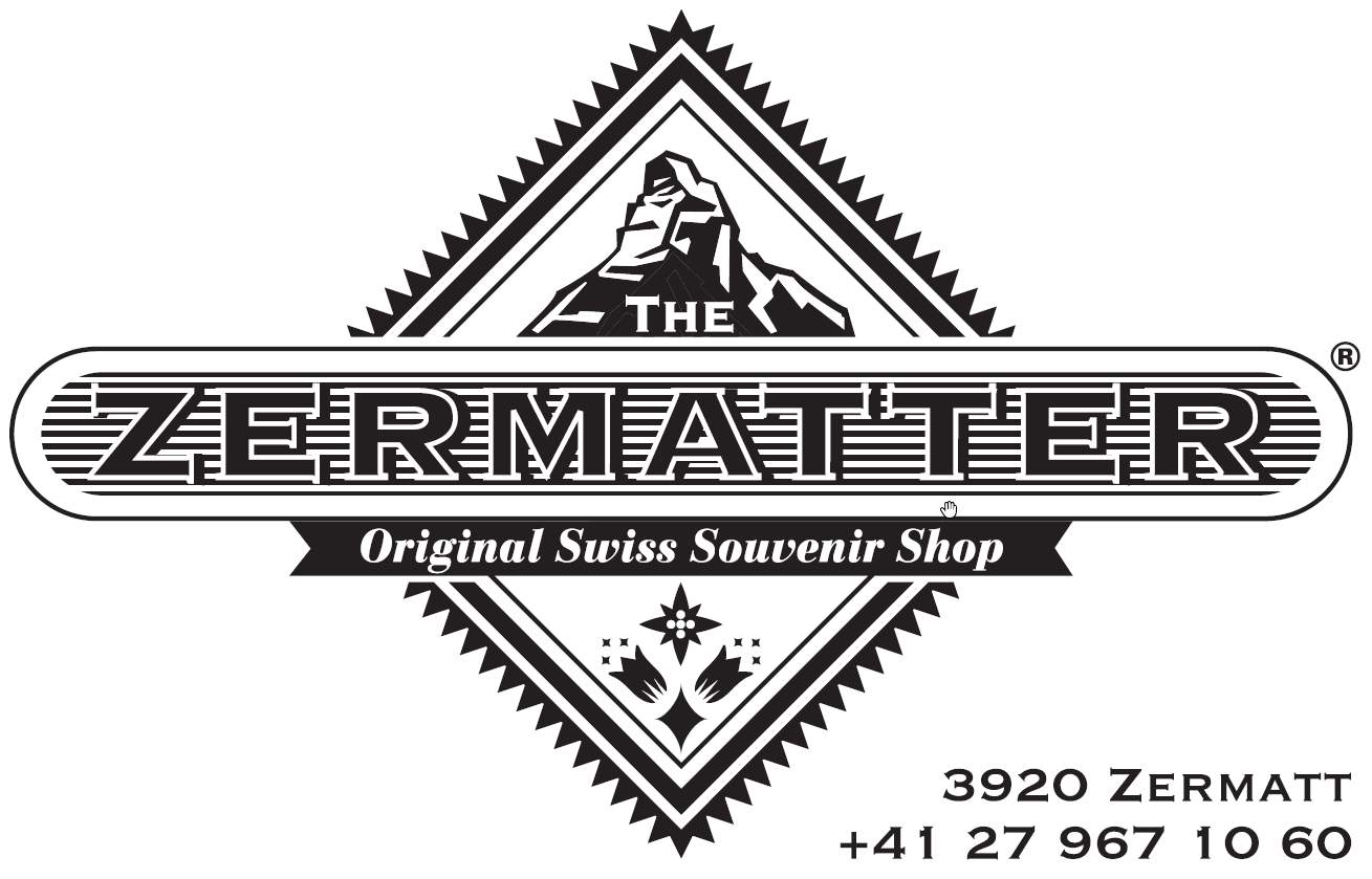 logo - The Zermatter Swiss Souvenir Shop in Zermatt